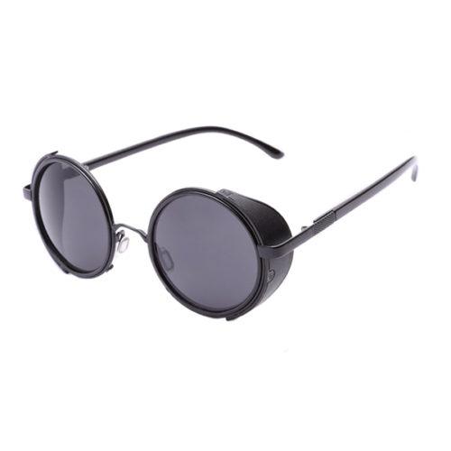 Modèle Clackside - Verres de lunettes noires protection uv400