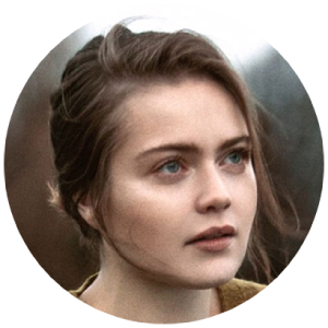 Hera Hilmar – Hester Shaw
