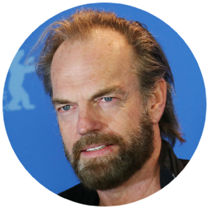 Hugo Weaving – Thaddeus Valentine dans Mortal Engines
