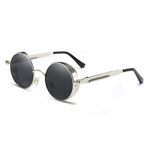 lunettes spring argentées