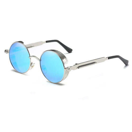 lunettes spring bleues
