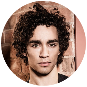 Robert Sheehan – Tom Natsworthy