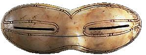 Les lunettes de soleil ancestrales des Inuit étaient en ivoire