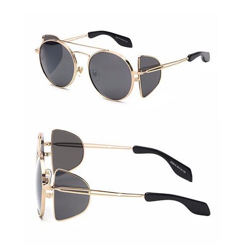 lunettes railway vue de profil