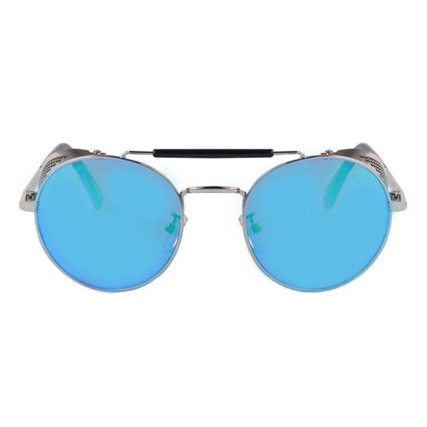 Lunettes Rider bleues - vue de face