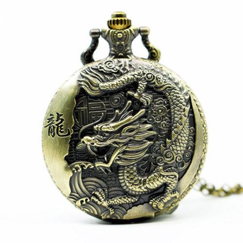 Modèle dragon oriental