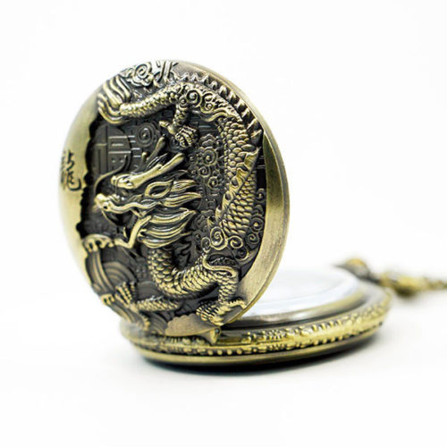 Modele dragon oriental