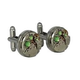 Bijoux mariage steampunk boutons de manchette