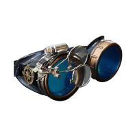 Steampunk Victorian Style Goggles