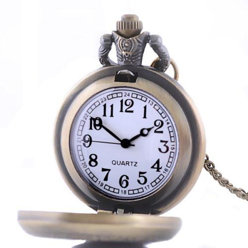 Pendentif montre pour femme