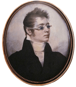 Blue Railway Spectacles 1807