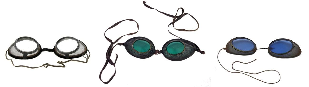 Cinder goggles