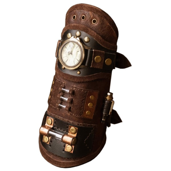 Steampunk Wristband