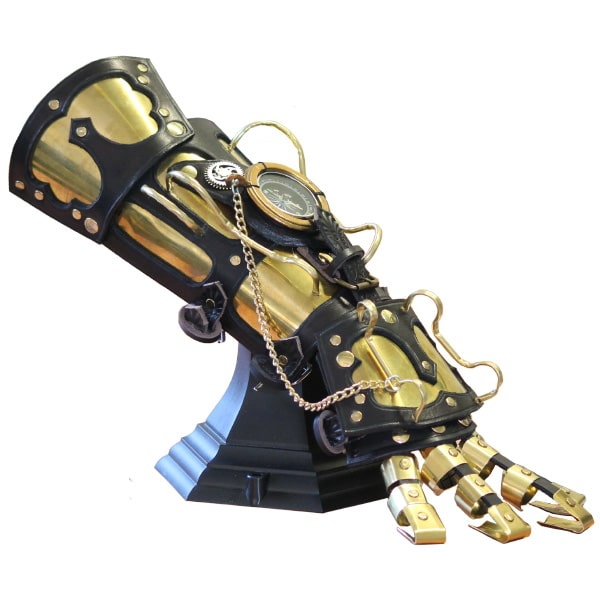 Steampunk Explorer Gauntlet Glove