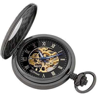Gotham antique pocket watch