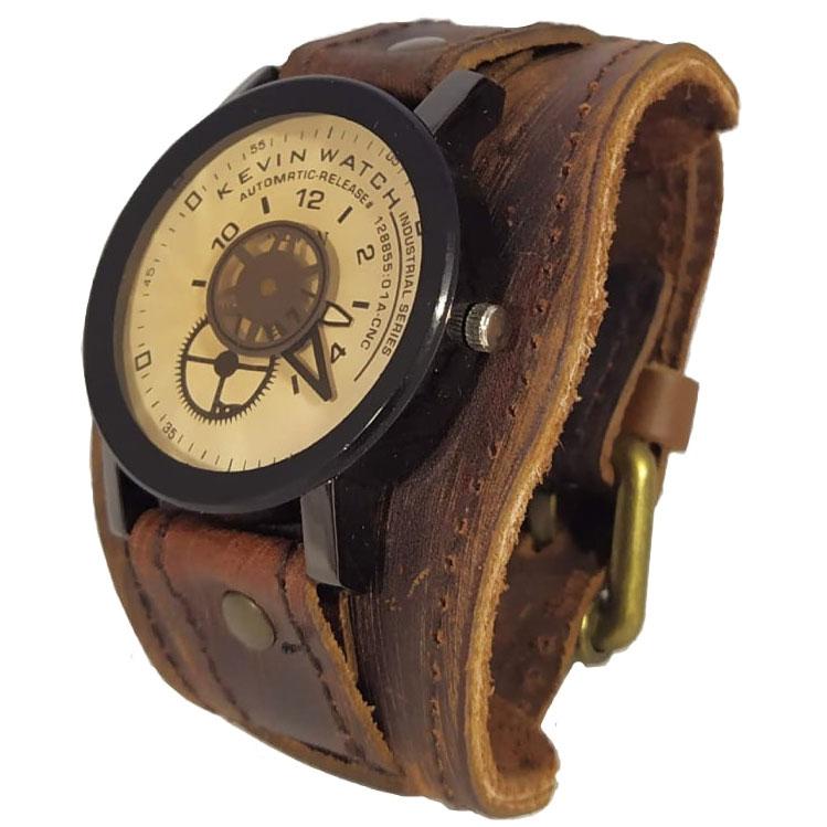 Montre steampunk clockwork