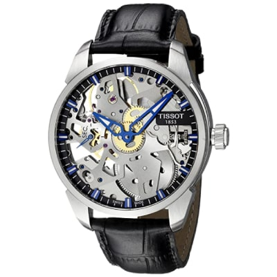 Tissot T-complication luxury watch
